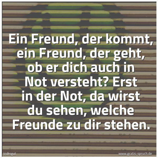 An freund spruch Trauersprüche 🕯️