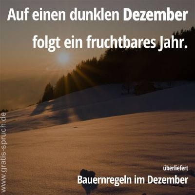 Sprüche Im Dezember Gratis Spruchde
